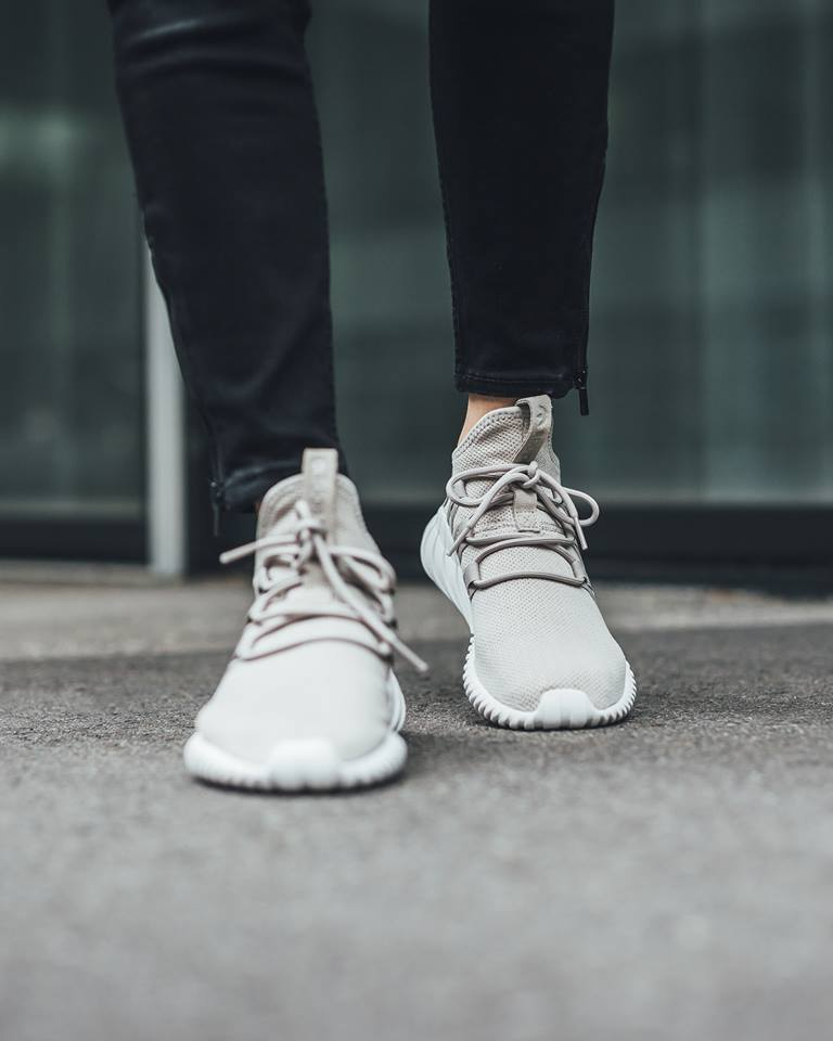 online store 550f3 98aa7 Light Brown Covers The Next adidas Tubular Dawn ...