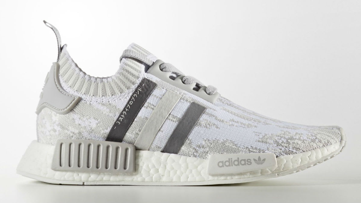 new style b4ba0 3ddc1 The Women s adidas NMD R1 Triple Grey Drops Next Month