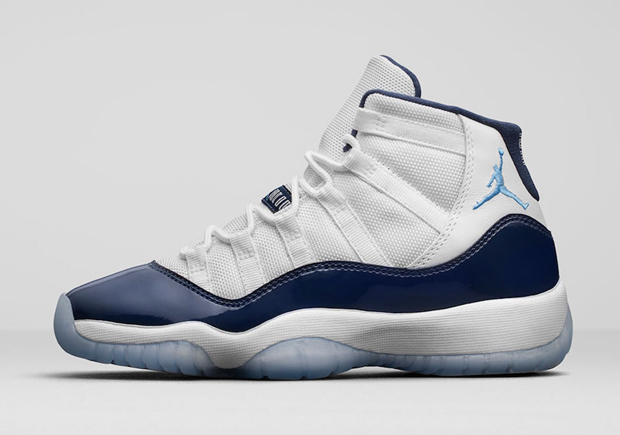 online store 4dba5 cd5f9 Official Images Of The Air Jordan 11 Win Like '82 ...