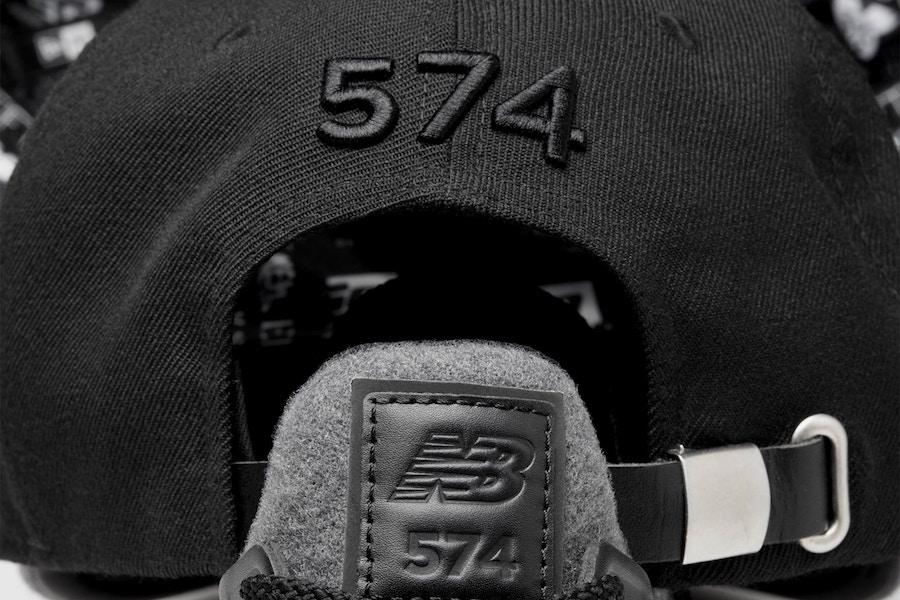 new balance 574 x new era