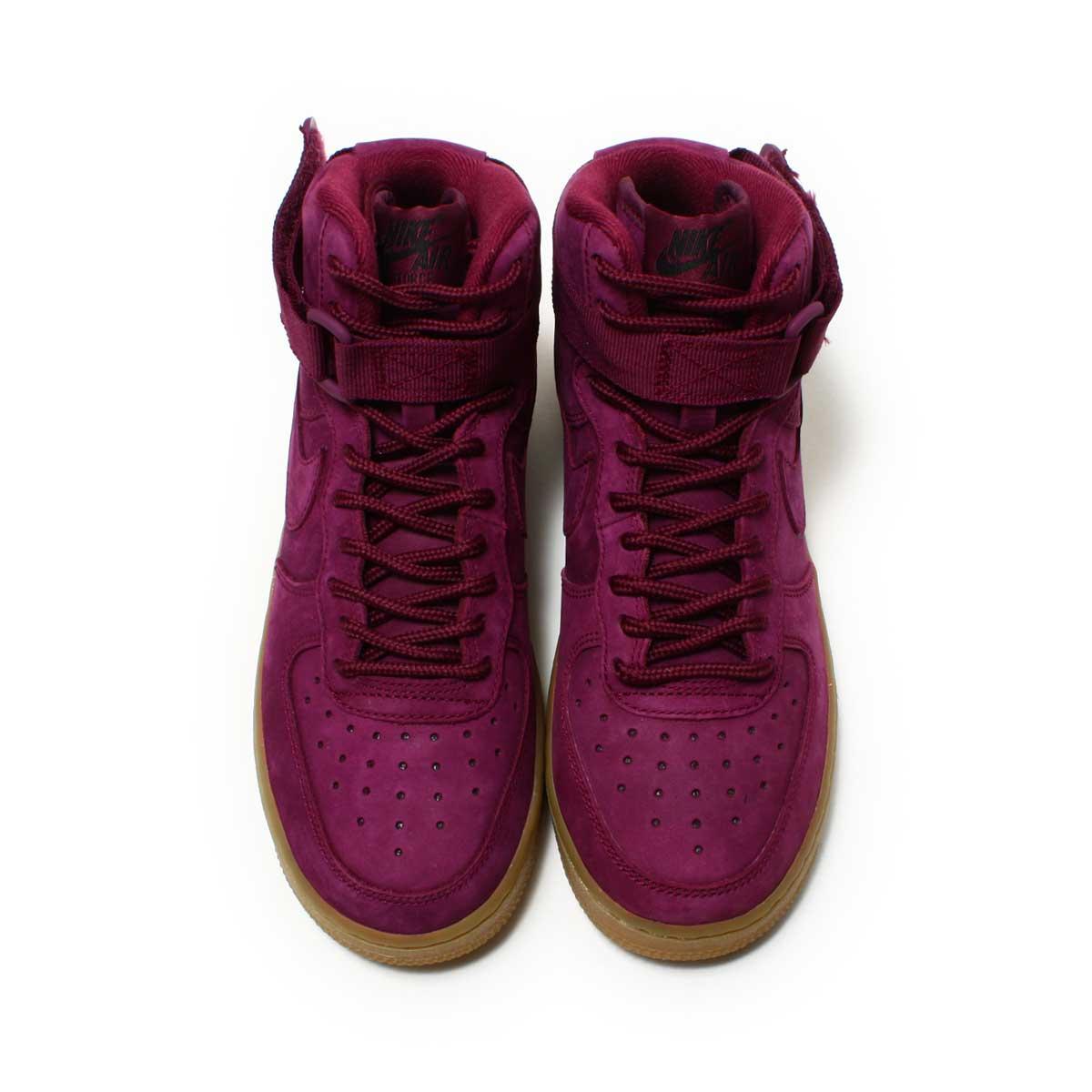 nouveau produit 7b6f3 97bbb Nike Air Force 1 High Bordeaux Coming Soon • KicksOnFire.com