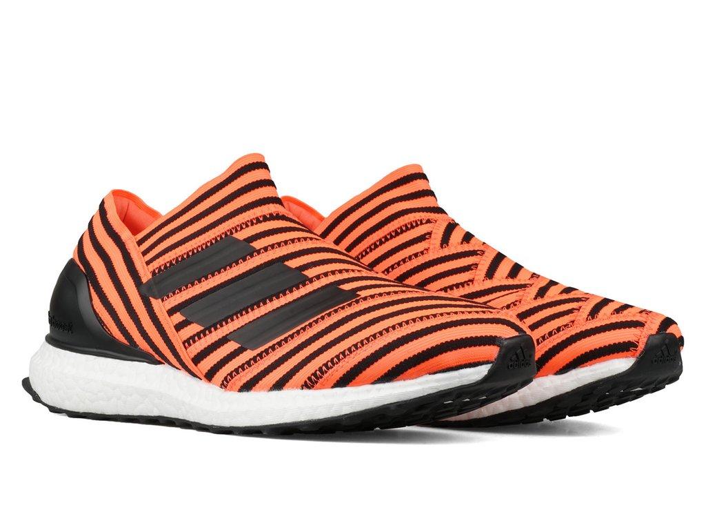 separation shoes 80f48 1617f Out Now: adidas Nemeziz Tango 17+ Ultra Boost Solar Orange ...