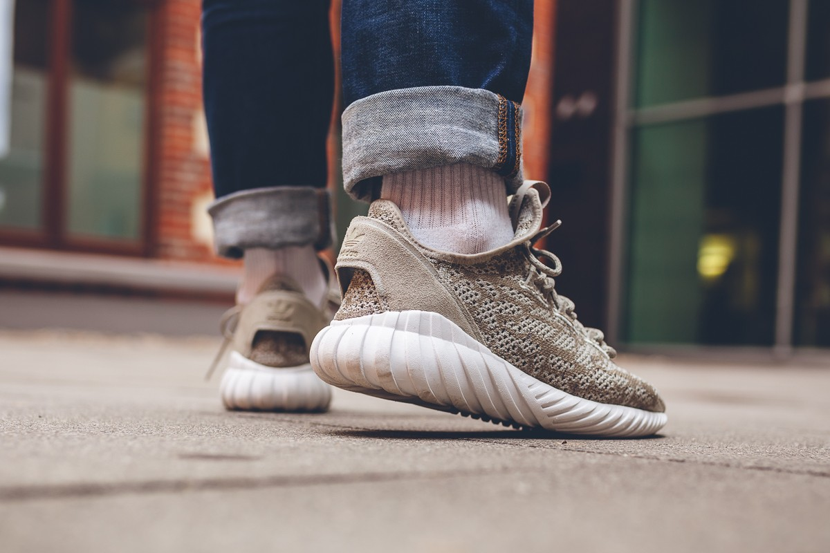 half price thoughts on cheap prices adidas Tubular Doom Sock Primeknit Sesame Perfect For Fall/Winter ...