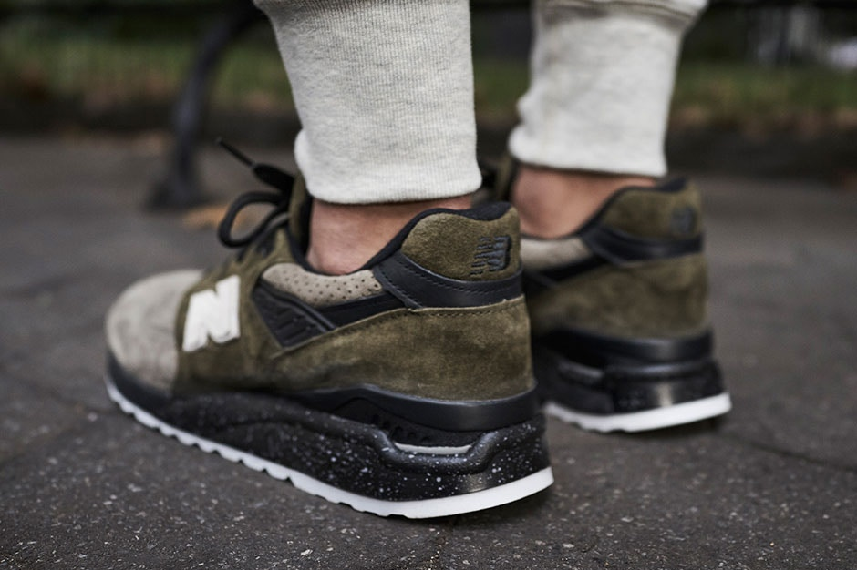 meet 90f1b b7c7d The Todd Snyder x New Balance 998 Dirty Martini Is Limited ...
