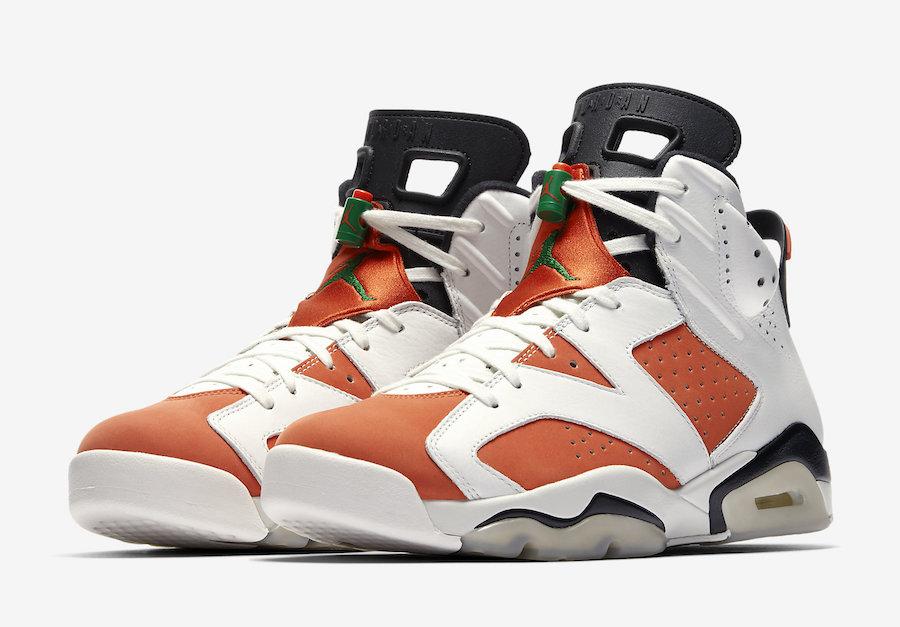 d5fc23d0dd5 Air Jordan 6 Like Mike (Gatorade) • KicksOnFire.com