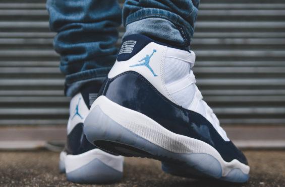 buy online 5e27d 76651 Air Jordan 11 Win Like '82 (Midnight Navy) • KicksOnFire.com