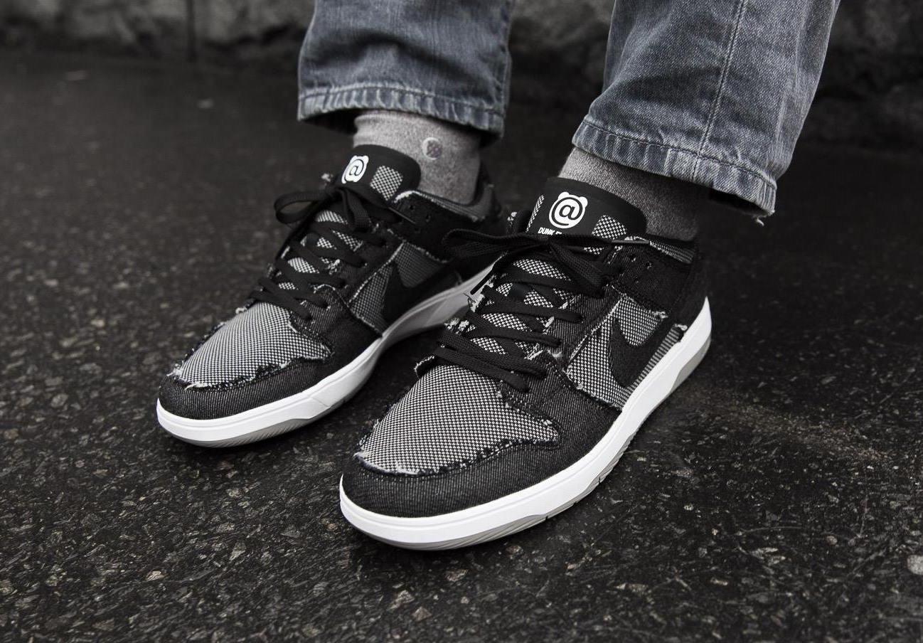 forma elegante disfruta del precio inferior bonito diseño Now Available: Nike SB Dunk Low Elite BE@RBRICK • KicksOnFire.com