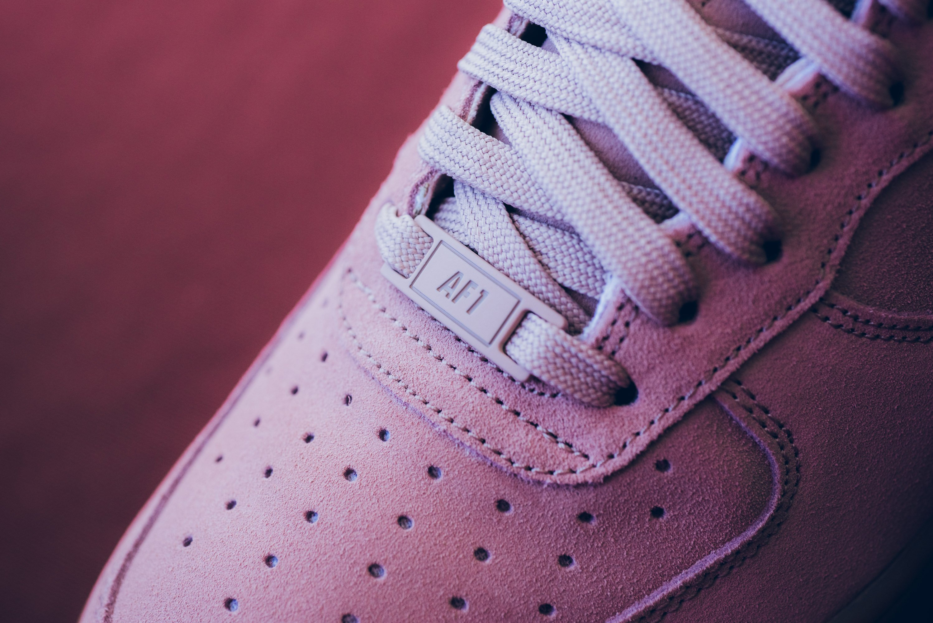 Force Nike Suede Covers 1 Pink Low This Air AL354Rj