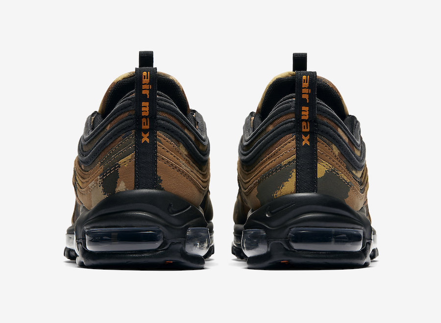 on sale 44211 97fe8 Also part of the Nike Air Max 97 Country Camo pack is this Italy pair that  we see above. This colorway is the most unique (so far) out of the bunch  thanks ...