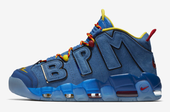 Official Images: Nike Air More Uptempo