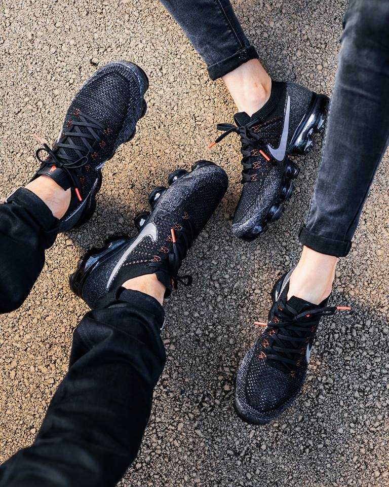 Now Available Nike Air VaporMax Dark Touch Of Crimson