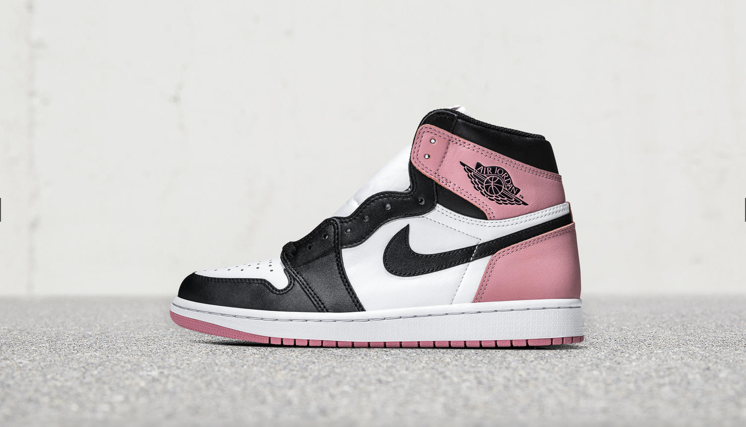 air jordan 1 rose pale