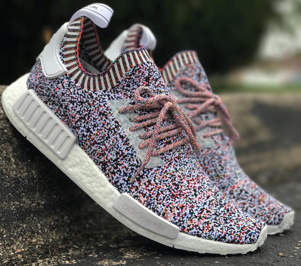 adidas nmd colour static