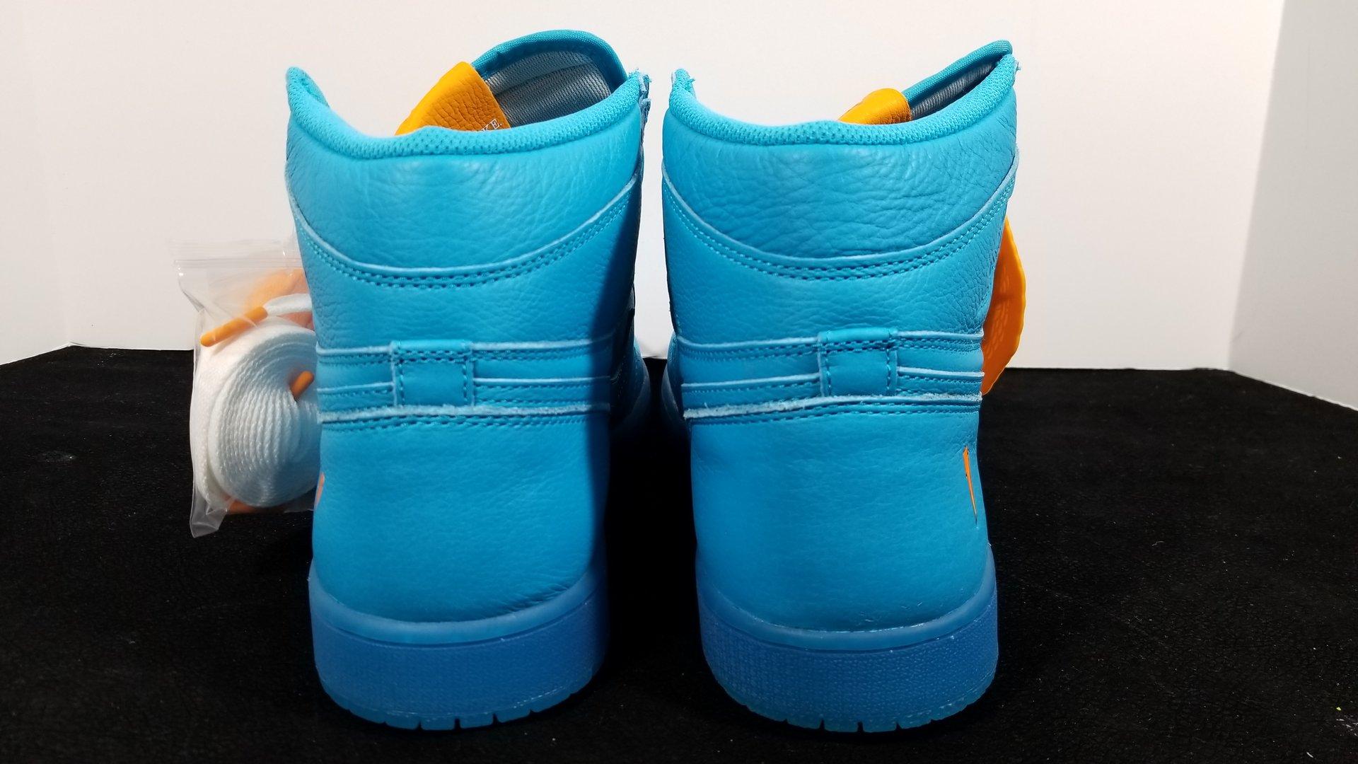 List Lagoon On Must 1 Gatorade Blue Your The Air Is Jordan Cop c53jLRq4AS