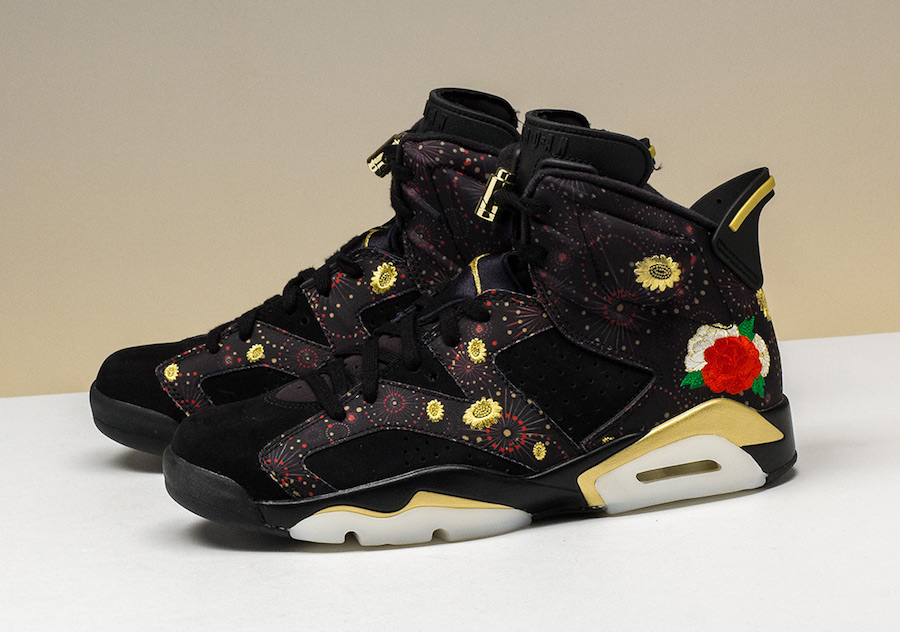 new concept 90714 ace66 Look For The Air Jordan 6 Chinese New Year Next Year ...