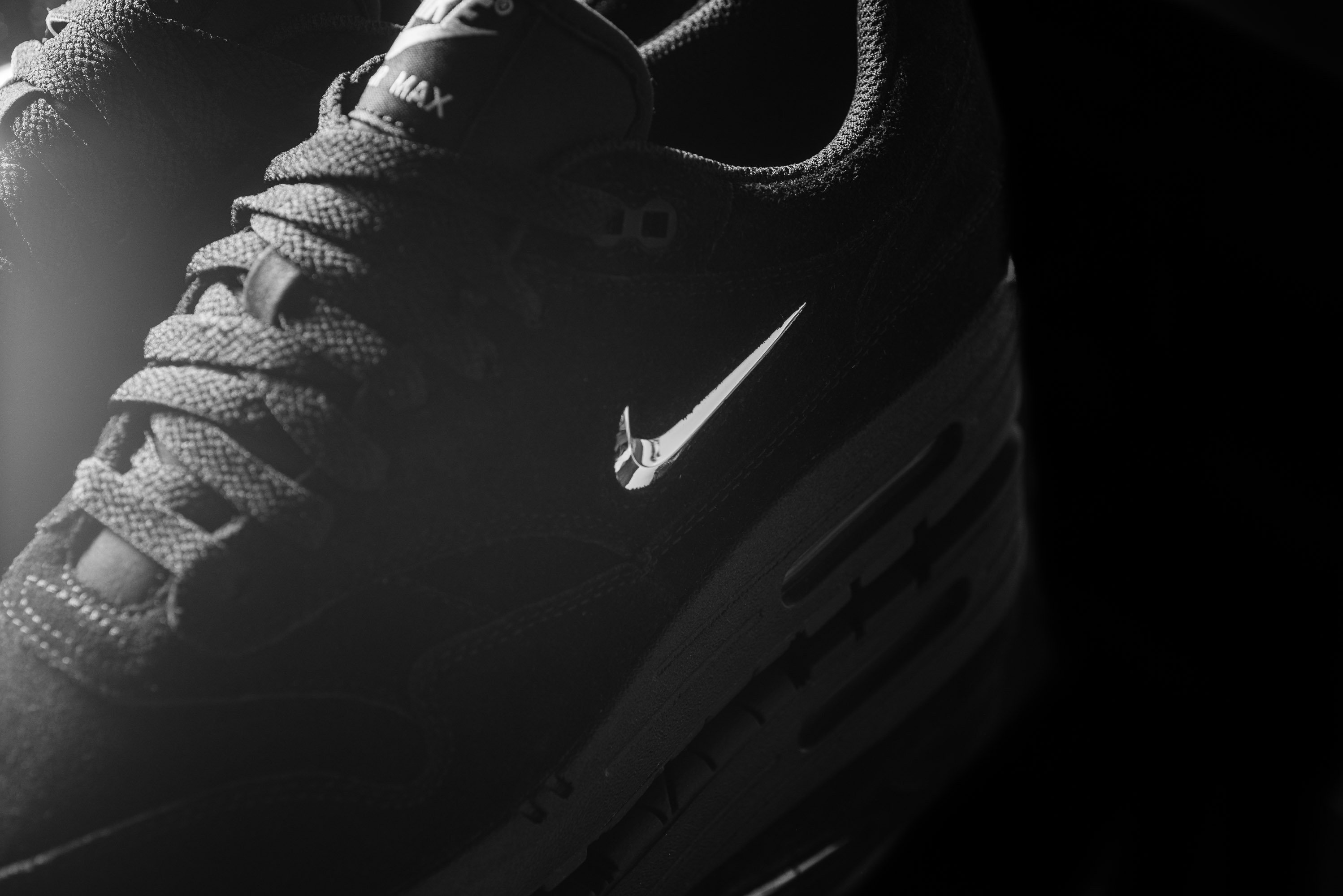 The Nike Air Max 1 Jewel Just Released In Black And Chrome