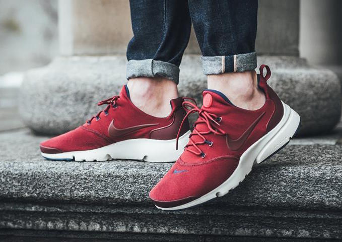 Nike Air Presto Fly Team Red Perfect