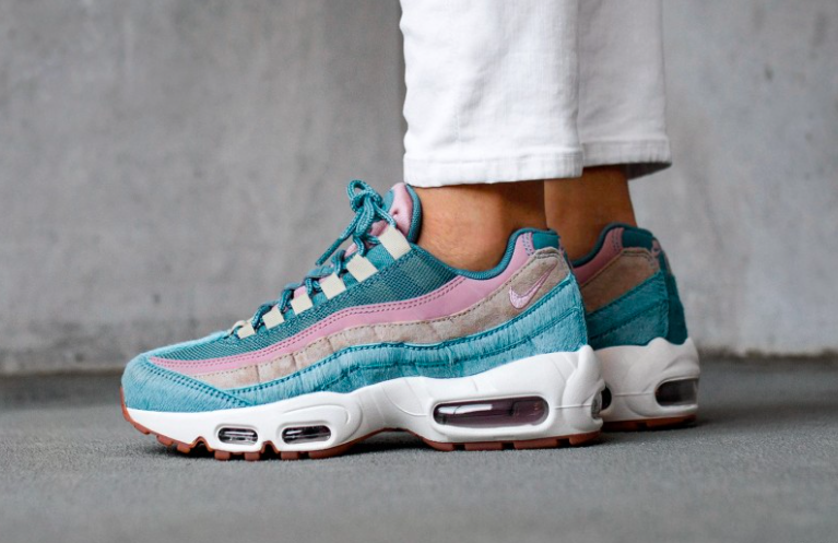 The Nike Air Max 95 has dropped overseas in a