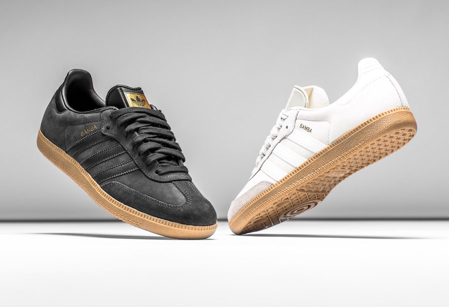 The adidas Samba Gum Pack Can Be Yours