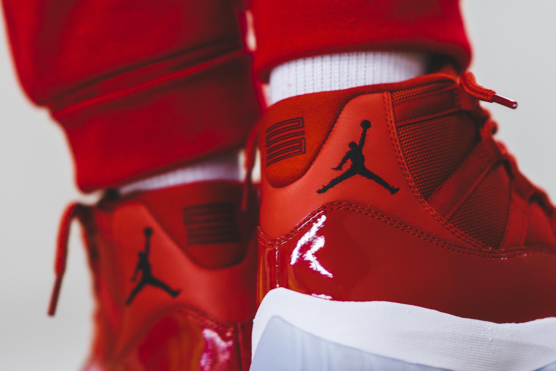 timeless design f3b88 bb840 The Air Jordan 11 Win Like '96 Is Only A Few Days Away ...