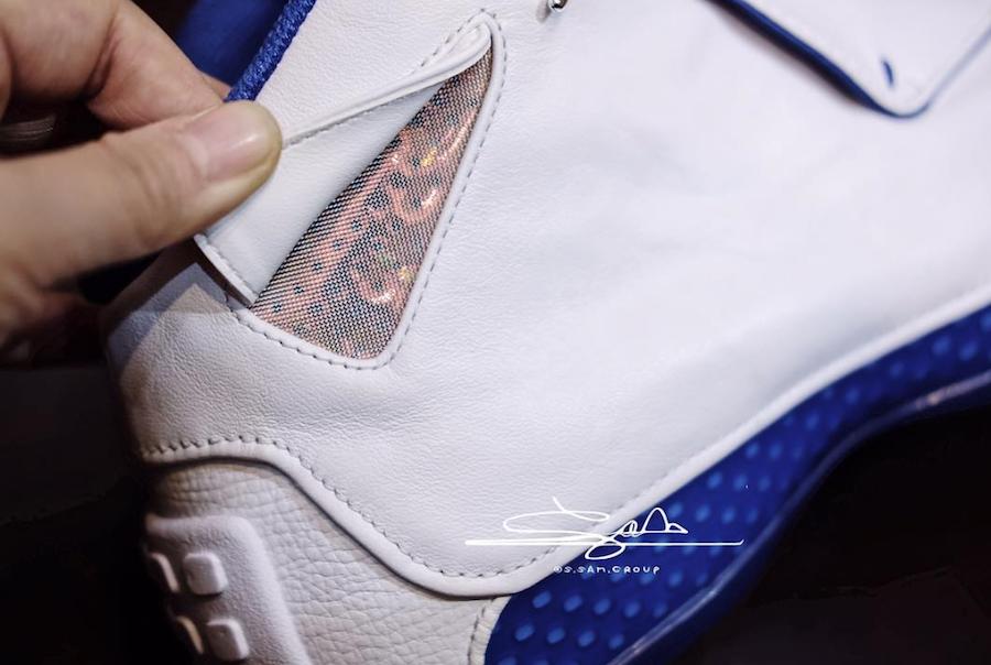 premium selection 4d8b5 2efdd Air Jordan 18 Sport Royal • KicksOnFire.com