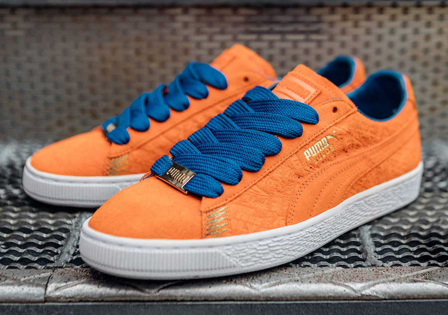 separation shoes 5b5b9 8028a Release Date: Puma Suede 50 Breakdance Cities Pack ...