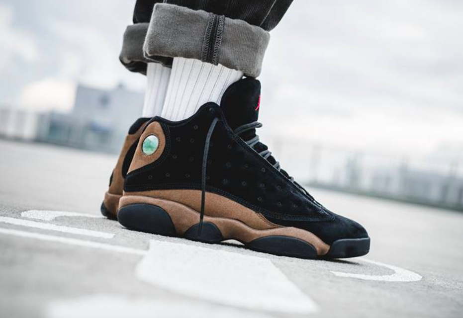 online retailer a2244 195fd Air Jordan 13 Olive Dropping This Weekend • KicksOnFire.com