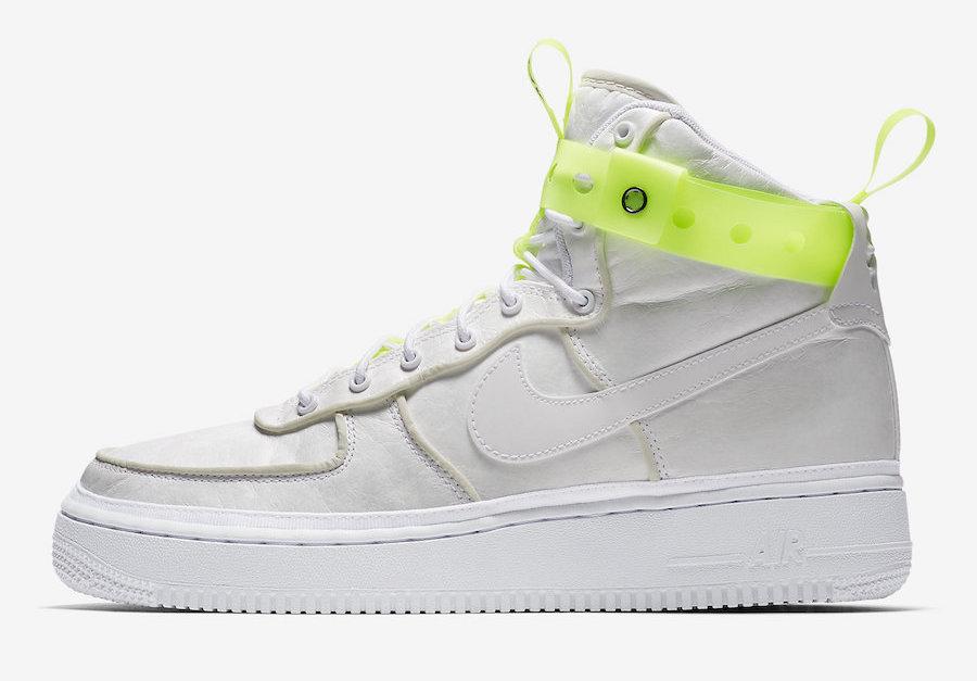 Magic Stick x Nike Air Force 1 High VIP