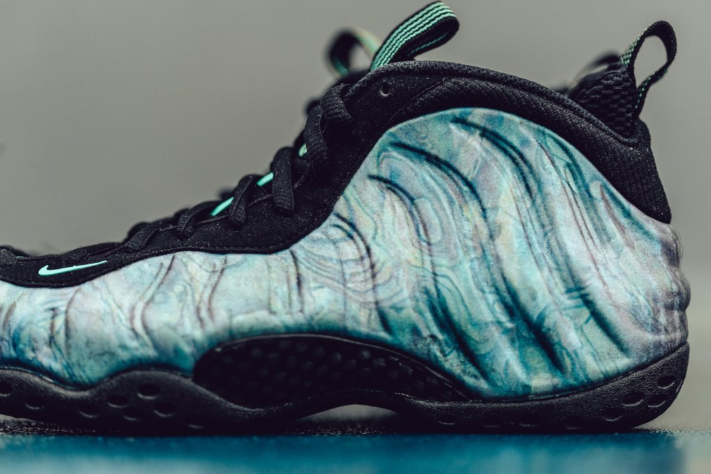 Nike Air Foamposite One Doernbecher A Closer Look ...