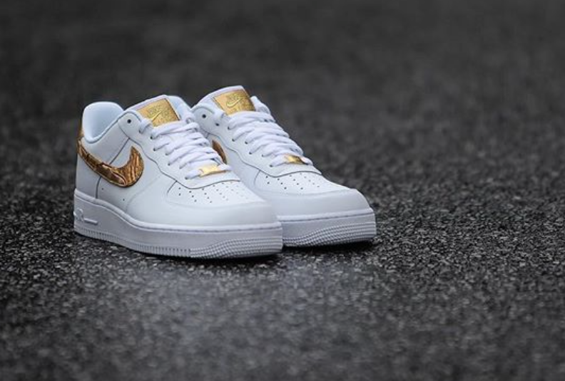 1 Air Golden Cr7 Nike Patchwork Week Force Low This Releasing wO0k8nP