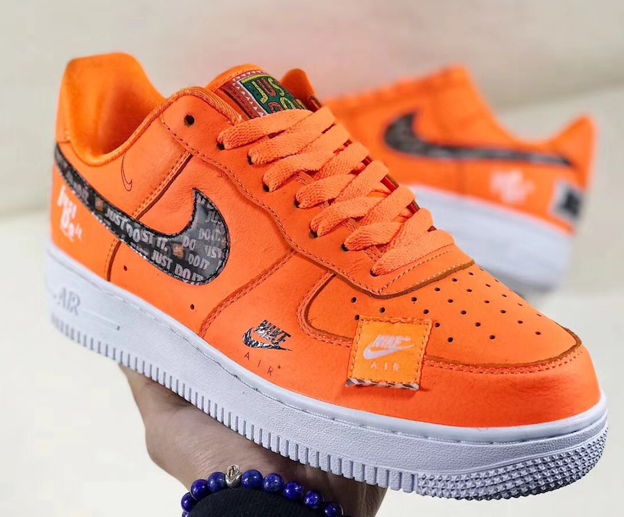 brand new 3379a c567f Nike Air Force 1 Low Just Do It Arriving Fall 2018