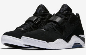 a235bed5d7 Nike Air Force 180 Black White Releasing In February
