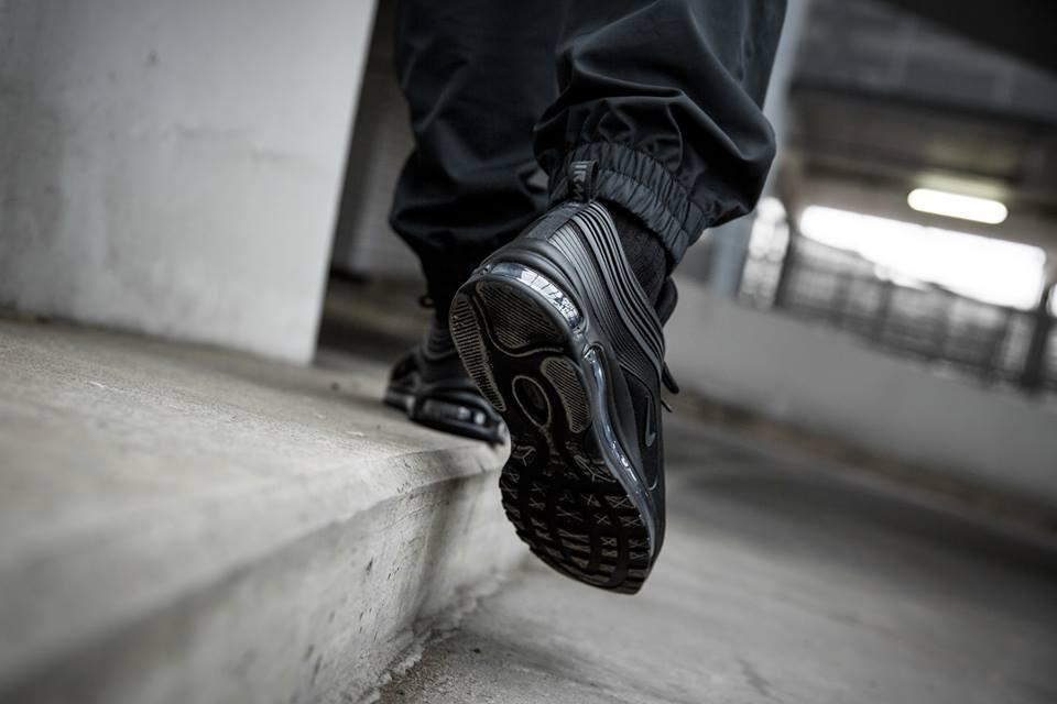 new style 57c07 9c3be Nike Air Max 97 Ultra 17 Premium Triple Black Arriving At ...