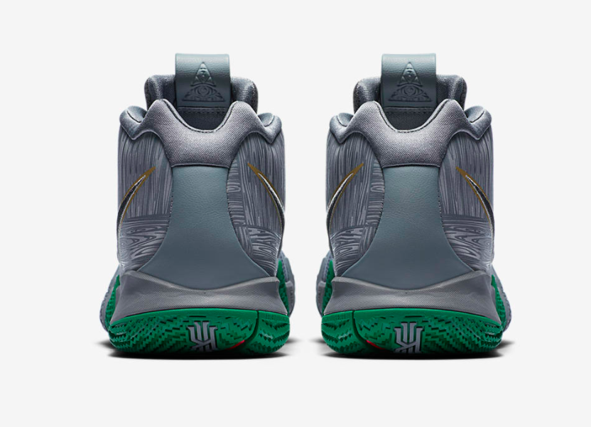 new styles c00cb 5e670 Nike Kyrie 4 City of Guardians (Parquet) Arriving Tomorrow ...