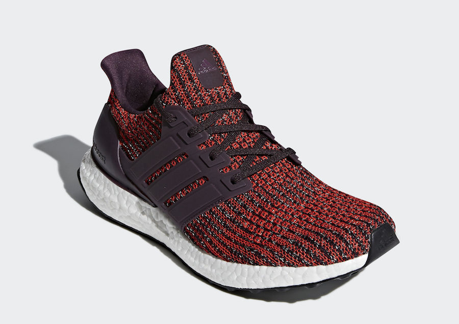 The adidas Ultra Boost 4.0 Noble Red Drops Next Month ...