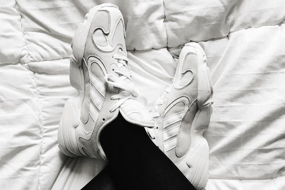New York grand choix de 2019 pas cher à vendre An On-Feet Look at the adidas Yung-1 • KicksOnFire.com