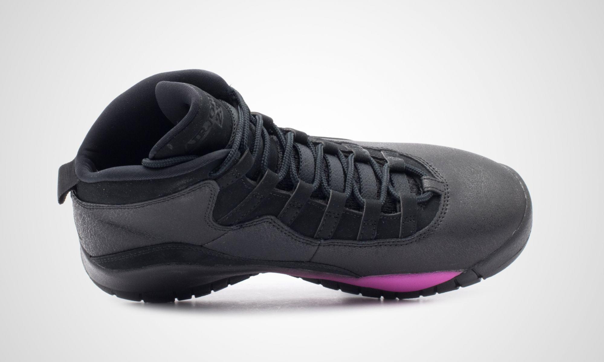 new product f1591 818b3 Air Jordan 10 GS Fuchsia Blast • KicksOnFire.com