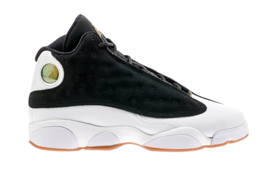 meet 2abd6 5a714 Air Jordan 13 GS Black Metallic Gold Arriving Later This ...