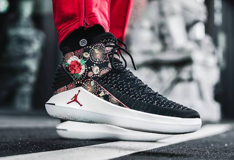 Look For The Air Jordan 32 Chinese New