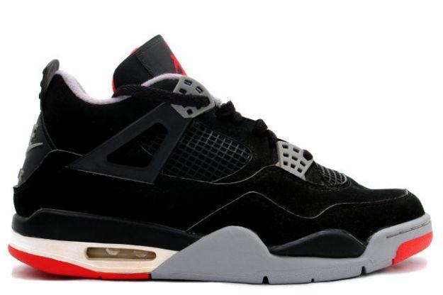 Air Jordan 4 Bred (2019) • KicksOnFire.com