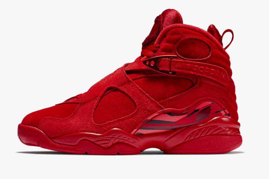 online store 48962 25fa4 Air Jordan 8 WMNS Valentine's Day • KicksOnFire.com