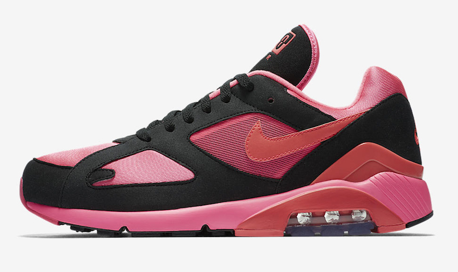 Comme Des Garcons Homme x Nike Air Max 180 | Sole Collector