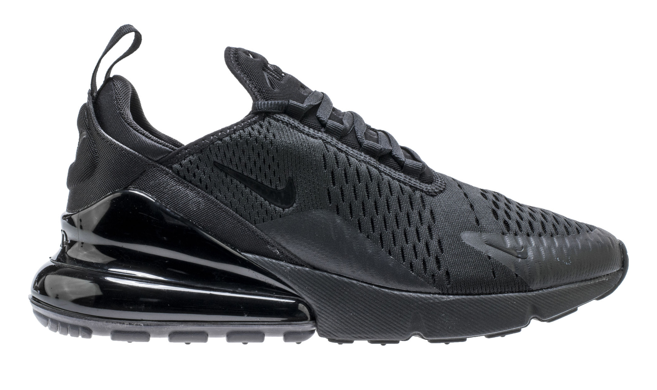 Nike Air Max 270 Triple Black Dropping In March