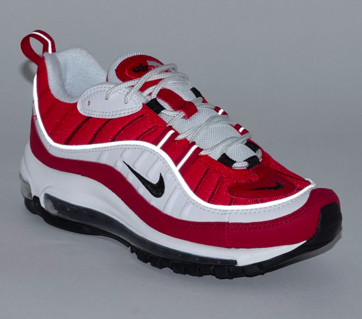 innovative design fc57c 44821 Nike Air Max 98 Gym Red Releasing In A Few Days ...