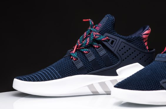Navy & Coral Land On The New adidas EQT Basketball ADV ...
