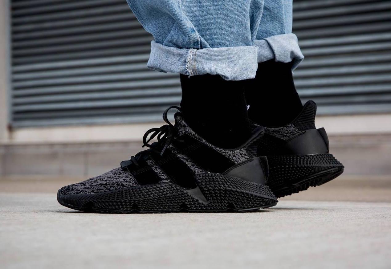 adidas prophere black black