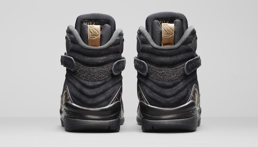 premium selection 579f3 1e512 Air Jordan 8 OVO Pack • KicksOnFire.com