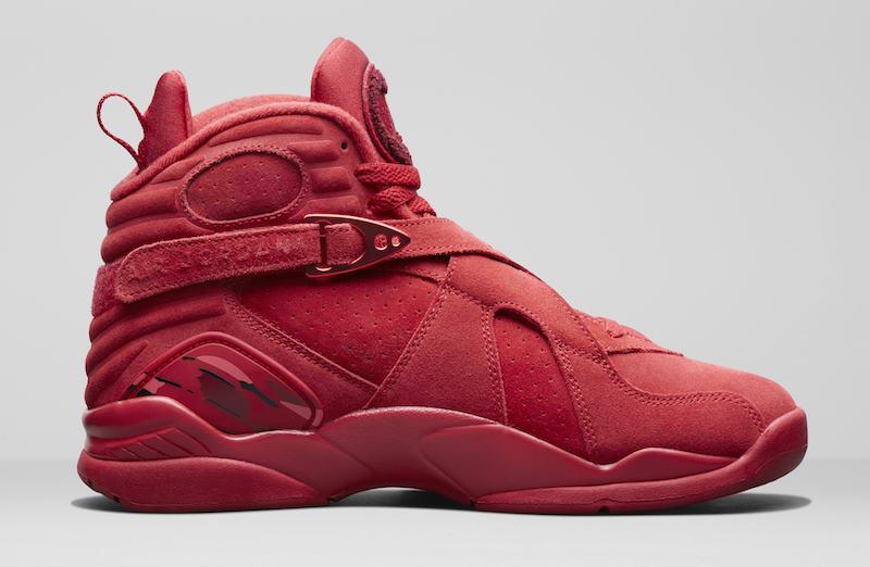 online store 1c4a0 d5f96 Air Jordan 8 WMNS Valentine's Day • KicksOnFire.com