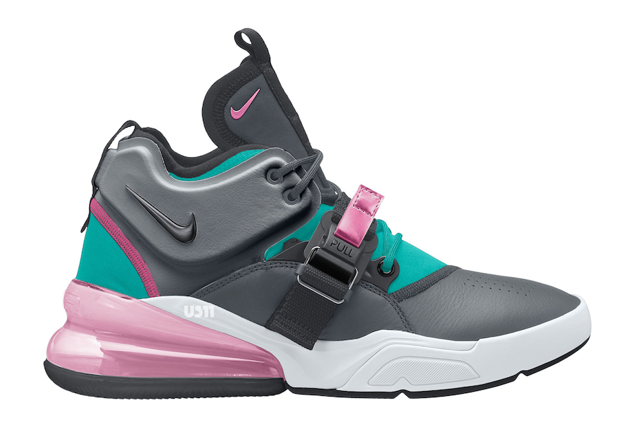 best sneakers e977a 368d9 The Nike Air Force 270 Will Be Releasing In All These ...