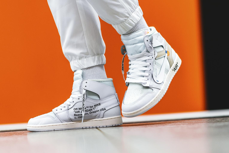 1 X Jordan White Off Air f7yYvb6g